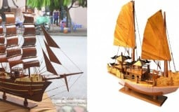 Thuyền buồm phong thủy - khai thông vượng khí