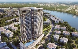 Tiến độ dự án Thảo Điền Green Towers tại 'khu nhà giàu' Thảo Điền