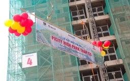 Nhà thầu Unicons chính thức tiến hành Lễ cất nóc tòa tháp Park 5 thuộc dự án Picity High Park