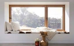 Xu hướng thiết kế sofa cửa sổ mới lạ, độc đáo