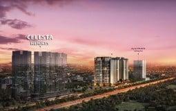 Những điểm đáng chú ý của dự án Celesta Heights thuộc Keppel Land và Phú Long