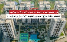 Danh sách những căn hộ Saigon South Residences giá tốt trên sàn giao dịch