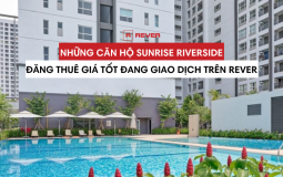 Cập nhật thông tin chi tiết những căn hộ Sunrise Riverside giá tốt trên sàn giao dịch