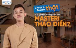 Căn hộ Masteri Thảo Điền - quận 2, TP HCM