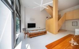 Makio House: Ngôi nhà tối giản nhưng vô cùng tiện nghi