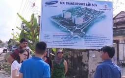 """Sầm Sơn: Dự án Toàn Tích Thiện tiếp tục được cấp phép gia hạn mặc dù đã """"đóng băng"""" 20 năm"""