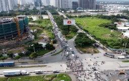 Video: Sau 1 năm khởi công, hầm chui Nguyễn Văn Linh - Nguyễn Hữu Thọ hiện tại ra sao?