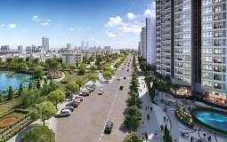 Người mua nhà dồn sự quan tâm đến các căn hộ sẵn sàng bàn giao tại địa ốc phía Đông Hà Nội