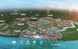 Dự án Aqua City tại Hòa Bình bước vào giai đoạn khởi công