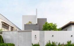 Mit Chit House: Tổ ấm hoàn hảo ẩn sau biệt thự Thái đẹp lạ