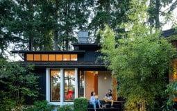 Berkley House: Sau cải tạo trở thành không gian nhà vườn lý tưởng và ấm cúng cho gia đình