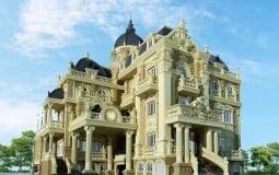 Đặc trưng kiến trúc của các mẫu biệt thự Châu Âu đẹp hiện nay