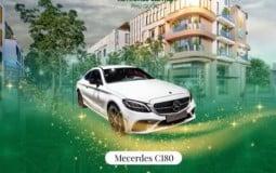 Nhận ngay xế xịn Mercedes C180 khi mua shophouse Diamond