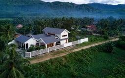Nhà An Lão cùng nét kiến trúc truyền thống thơ mộng giữa núi đồi