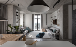 Cùng nhìn ngắm những mẫu nhà chung cư hiện đại đơn giản mà ấn tượng đến không ngờ