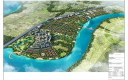 Đồng Nai: Siêu đô thị Dic Corp đã nhận quyết định điều chỉnh tổng thể quy hoạch phân thành hai khu chức năng