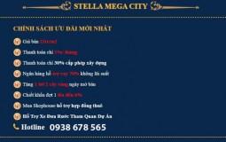 Nhà phố thương mại Stella Mega City, quận Bình Thủy - thành phố Cần Thơ