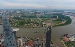 TP. HCM: Điều chỉnh quy hoạch khu kế cận đô thị Thủ Thiêm để đấu giá 30ha