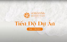 Video: Tháng 6/2021, dự án Angsana Residences Hồ Tràm đang bước vào giai đoạn nào?