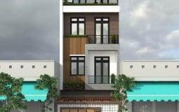 Những mẫu nhà phố 5m mặt tiền 2021 đỉnh cao