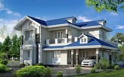 Ngắm nhìn những mẫu nhà 2 tầng có gara được yêu thích nhất
