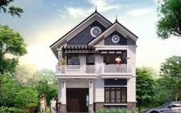 Mẫu nhà 2 tầng 9x12m đang ngày càng trở nên phổ biến và được nhiều gia chủ lựa chọn ở cả thành thị lẫn nông thôn