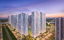 Phân khu The Miami nổi bật với phong cách nghỉ dưỡng tại gia mới được ra mắt