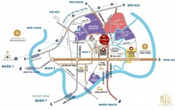 Đánh giá vị trí của dự án MT Eastmark City Quận 9