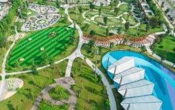 Cùng trải nghiệm sự thư giãn và năng động tại dự án Imperia Smart City