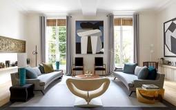 Loạt mẫu phong cách nội thất đương đại Contemporary đẹp tinh tế