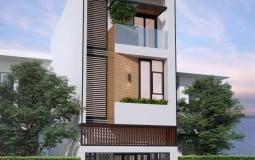 10 ý tưởng thiết kế nhà ống hiện đại 3 tầng được đánh giá cao