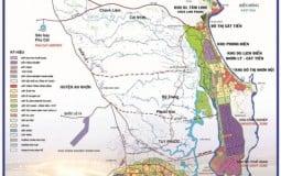 Bình Định: Tìm chủ cho 3 dự án khu dân cư tại Khu kinh tế Nhơn Hội