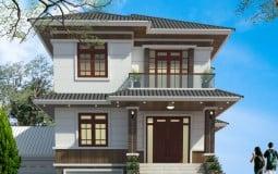 Ngắm nhìn 5 mẫu nhà 2 tầng 8x12m sang trọng ai cũng muốn sở hữu