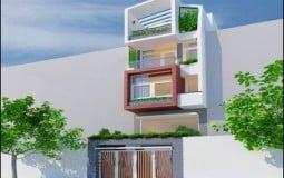 Tư vấn thiết kế mẫu nhà 1 trệt 1 lầu 1 lửng tối ưu không gian sống