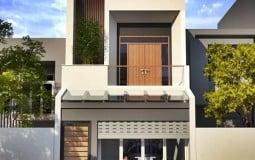 Top 4 mẫu thiết kế nhà 2 tầng 5x20m có gara đẹp bạn không nên bỏ lỡ