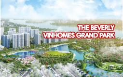 Cập nhật nóng về lễ ra quân phân khu The Beverly - Vinhomes Grand Park