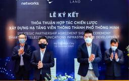 Sự kiện hợp tác cùng Viettel Networks xây dựng hệ sinh thái đô thị thông minh tại The 9 Stellars