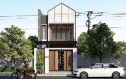 5 mẫu nhà 2 tầng 5x16m hiện đại tiết kiệm chi phí kèm theo bản vẽ chi tiết