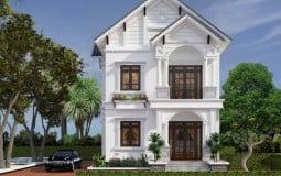 Tận hưởng cuộc sống thoải mái với 5 mẫu nhà 2 tầng mặt tiền 8m hiện đại