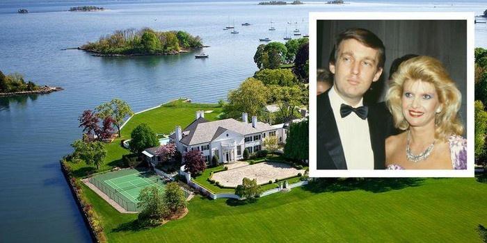 Khám phá biệt thự của Tổng thống Mỹ Donald Trump và vợ cũ