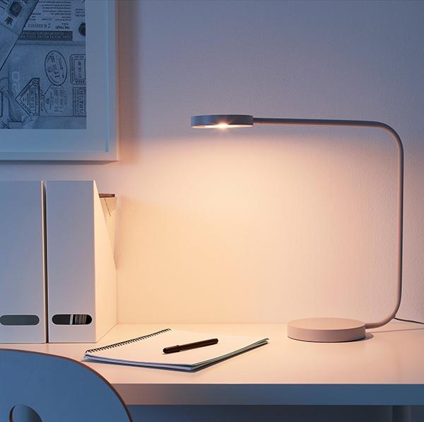 10 mẫu đèn làm việc để bàn giá rẻ, chất lượng tốt