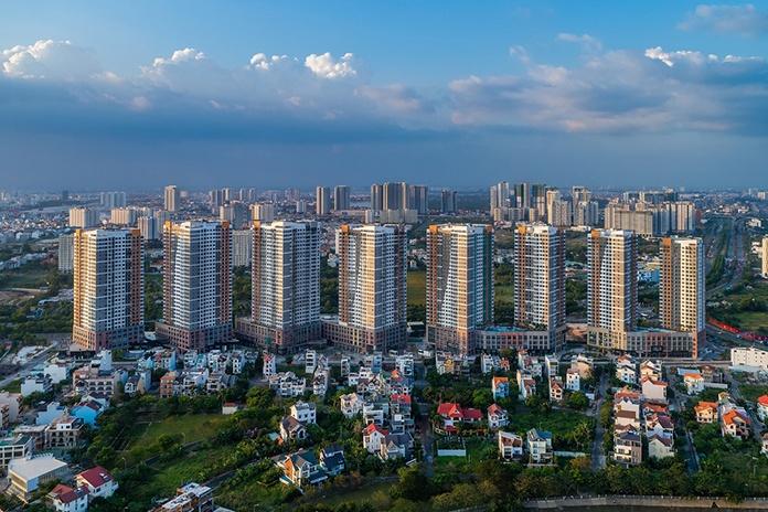 Sau giai đoạn tăng trưởng nóng thị trường căn hộ TPHCM bước vào chu kỳ giảm tốc