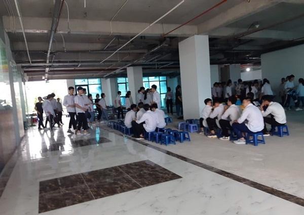 """Hà Nội: Chuyện lạ trường học """"mọc"""" trong nhà chung cư"""