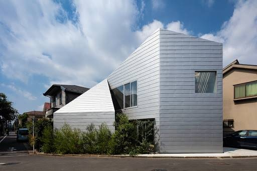 Chiêm ngưỡng vẻ đẹp tinh tế của ngôi nhà hình học K2 House ở  Nhật