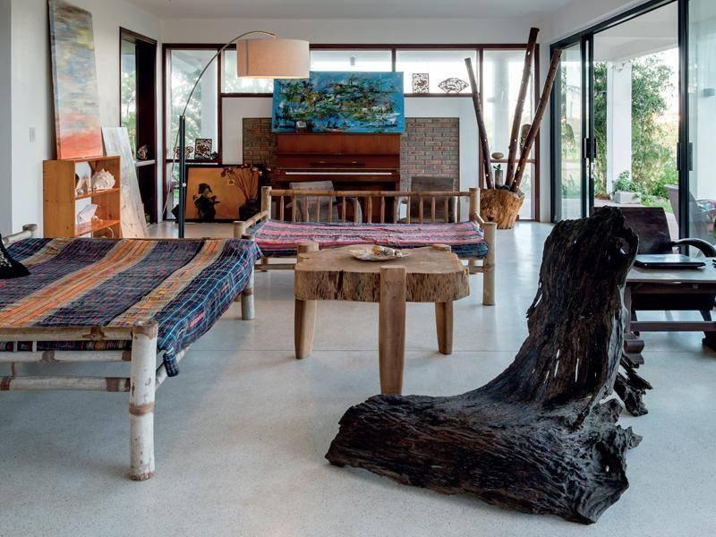 Ngôi nhà An Mỹ An: không gian sống hiện đại giữa thiên nhiên