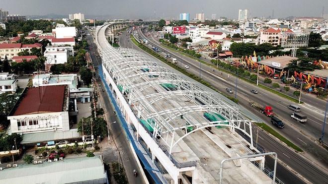 Gỡ thêm nút thắt cho tuyến metro số 1