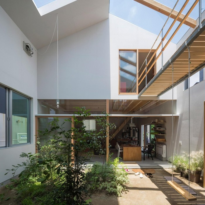 Khám phá không gian ngôi nhà mang tên Kobe House với thiết kế độc đáo