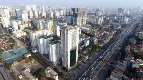 Thị trường bất động sản Hà Nội vắng bóng nhà đầu tư lướt sóng