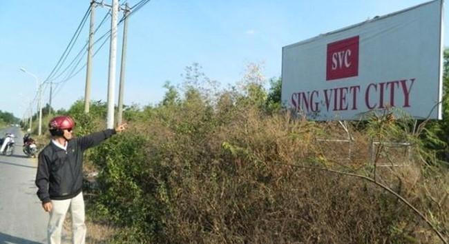 TP.HCM 'khởi động' lại khu đô thị Sing Việt bị treo hơn 20 năm