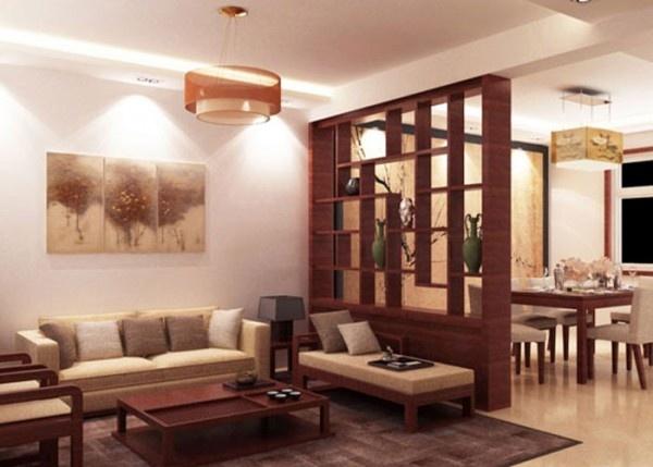 Nới rộng không gian sống với cách thiết kế liên thông phòng khách và nhà bếp